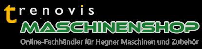 trenovis Maschinenshop Logo