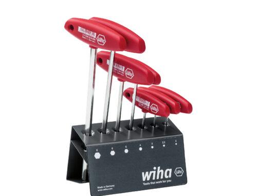 Stiftschlüssel mit Quergriff von Wiha